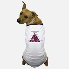 Doggy Guide Pyramid Dog T-Shirt