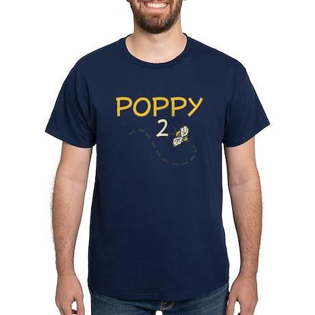 Poppy to Be (Bee) Dark T-Shirt