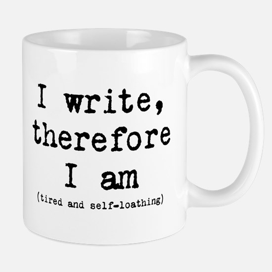 Writer Philosophy Mug