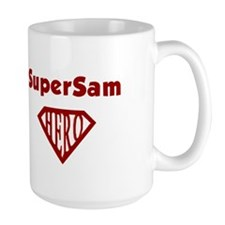 Super Hero Sam Mug
