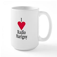 I (heart) Radio Marigny Mug
