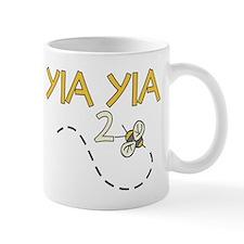 YiaYia to Be (Bee) Mug