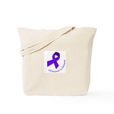 Alzheimer's Disease Tote Bag