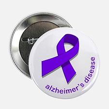 """Alzheimer's Disease 2.25"""" Button"""