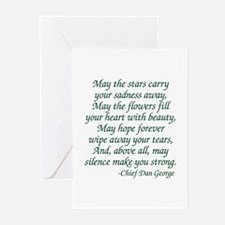 Stars Carry Greeting Cards (Pk of 10)