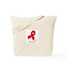 Heart Disease Tote Bag