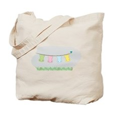 Cool Cloth diapers Tote Bag