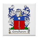 Goncharov Family Crest Tile Coaster