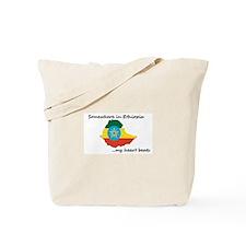 Ethiopian Heartbeat Tote Bag