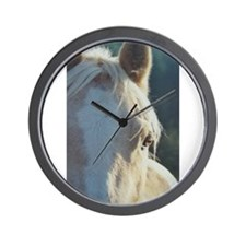 Palomino Mist Wall Clock