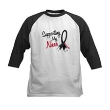Supporting My Niece MELANOMA Tee
