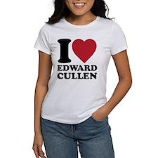 I Love Edward Cullens Tee