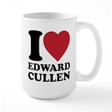 I Love Edward Cullens Mug