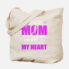 Cute Mom firefighter Tote Bag
