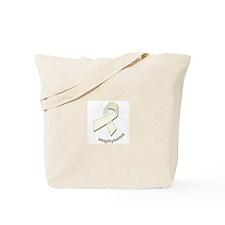 Emphysema Tote Bag
