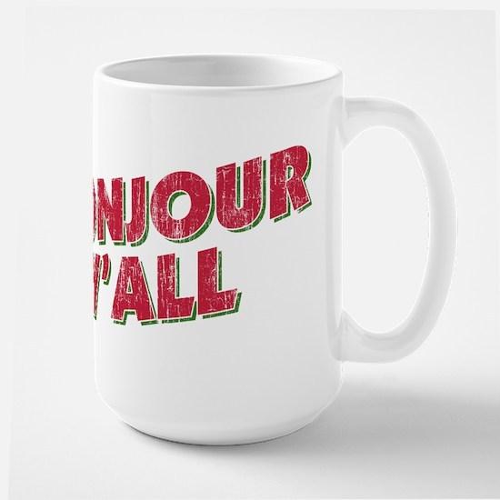 Bonjour Yall Mugs