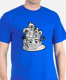 Cute Ink surfing T-Shirt