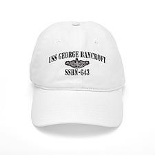 USS GEORGE BANCROFT Cap