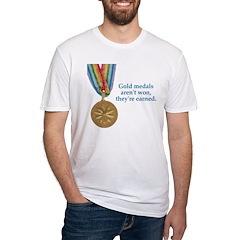 Not won, earned Shirt
