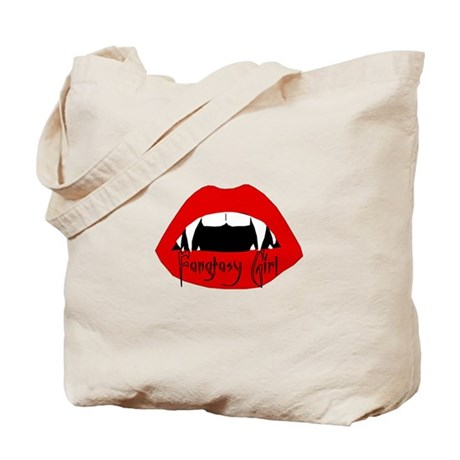 Fangtasy Girl Tote Bag