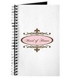 Maid of honor Journals & Spiral Notebooks