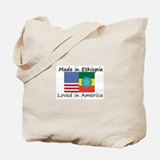 Made in Ethiopia Tote Bag