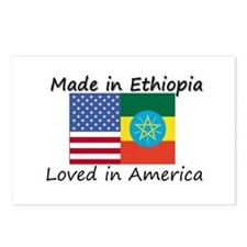 Made in Ethiopia Postcards (Package of 8)