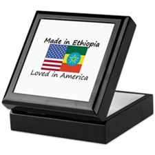 Made in Ethiopia Keepsake Box