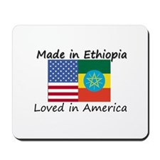 Made in Ethiopia Mousepad