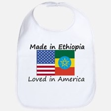Made in Ethiopia Bib