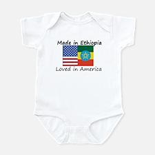 Made in Ethiopia Infant Bodysuit