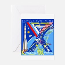 Expedition 9 Greeting Cards (Pk of 10)