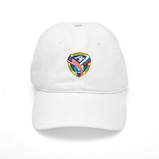 Expedition 8 Baseball Cap