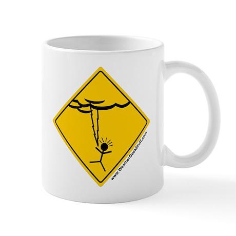 Lightning Warning Mug