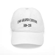 USS GRAND CANYON Baseball Cap