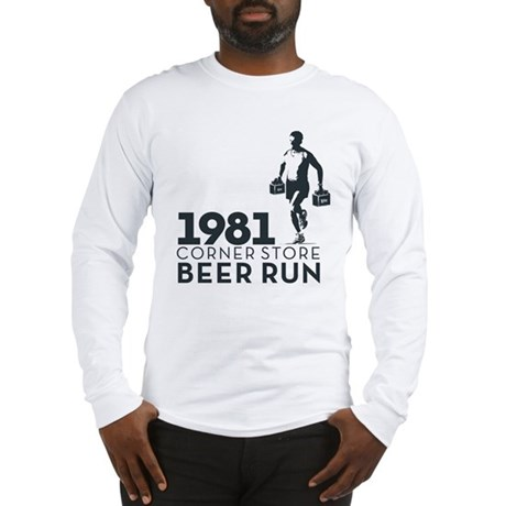 Beer Run Long Sleeve T-Shirt