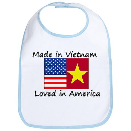 Made in Vietnam Bib