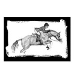 Equestrian Hunter Horse Postcards (Package of 8