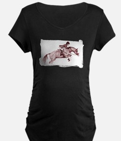 Hunter Pony Art T-Shirt