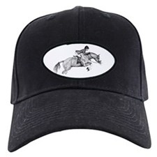 Hunter Pony Art Baseball Hat