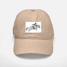 Hunter Pony Art Baseball Baseball Cap