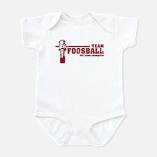Foosball Infant Bodysuit