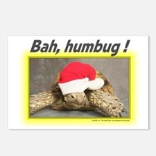 Tortoise Humbug Postcards (Package of 8)