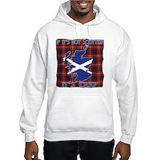 Not Scottish It's Crap #4 Hoodie