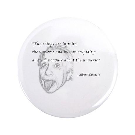 "Stupidity 3.5"" Button"