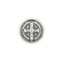 Mini Button (10 pack) - Reverse of Medal