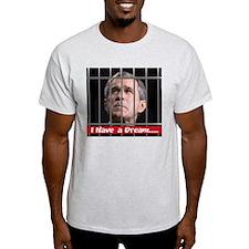 I Have a Dream Ash Grey T-Shirt