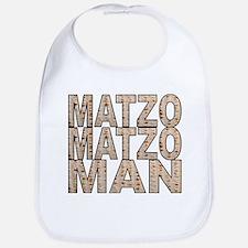 Matzo Matzo Man Bib