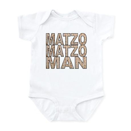Matzo Matzo Man Infant Bodysuit