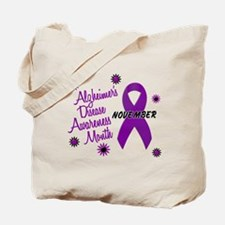 Alzheimers Awareness Month 1.1 Tote Bag